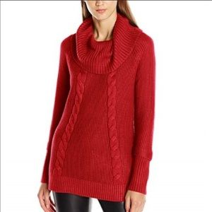 Calvin Klein Rouge Red Sweater